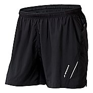 "Mens Brooks Infiniti Notch 5"" 2-in-1 Shorts"