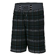 "Mens Brooks Board Runner 9"" Unlined Shorts"