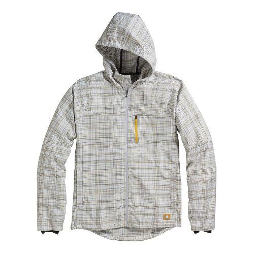 Mens Brooks PureProject Running Jackets - Fog XL