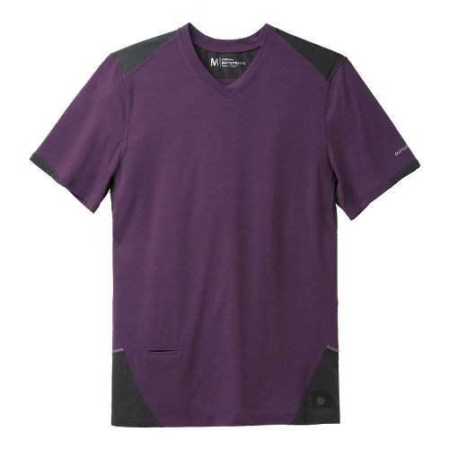 Mens Brooks PureProject Short Sleeve Technical Top - Fig XS