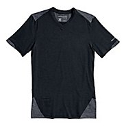 Mens Brooks PureProject Short Sleeve Technical Tops