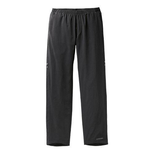 Mens Brooks PureProject Full Length Pants - Heather/Black L