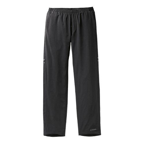 Mens Brooks PureProject Full Length Pants - Heather/Black S