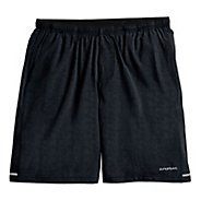 "Mens Brooks PureProject 9"" Woven Lined Shorts"
