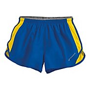 "Mens Brooks Essential 3.5"" Split Shorts"
