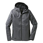 Mens Brooks PureProject Thermal Warm-Up Hooded Jackets