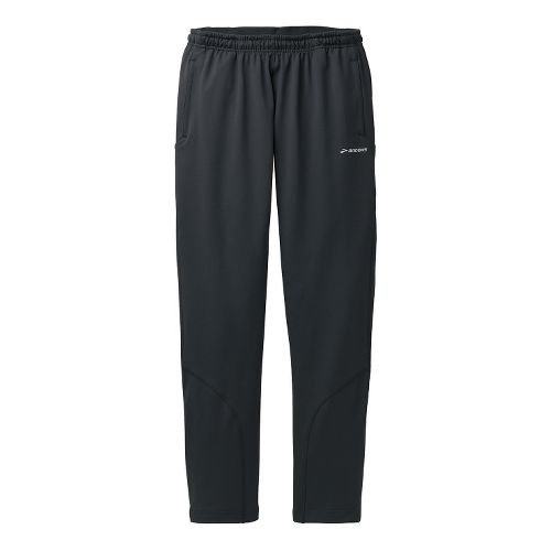 Mens Brooks Vapor Dry III Full Length Pants - Black L