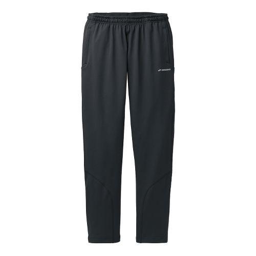 Mens Brooks Vapor Dry III Full Length Pants - Black M