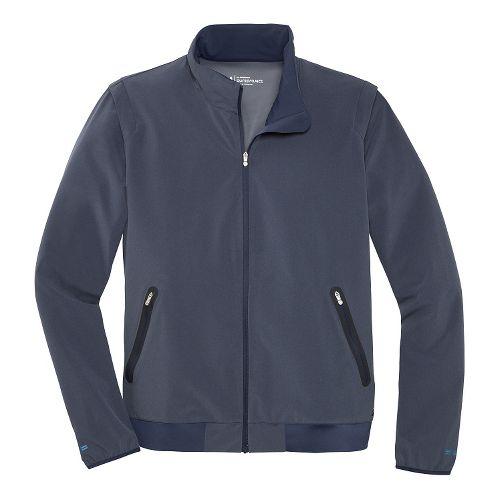 Mens Brooks Pureproject Running Jacket II - Midnight Blue M