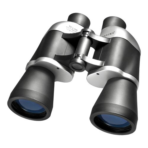 Barska 10x50 Focus Free Binoculars Fitness Equipment - Black