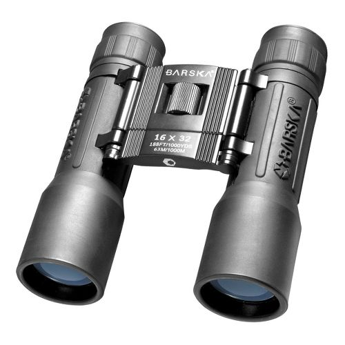 Barska 16x32 Lucid View Binoculars Fitness Equipment - Black