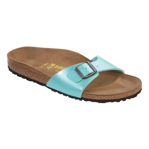 Womens Birkenstock Madrid Sandals Shoe - Cockatoo Birko-Flor 41