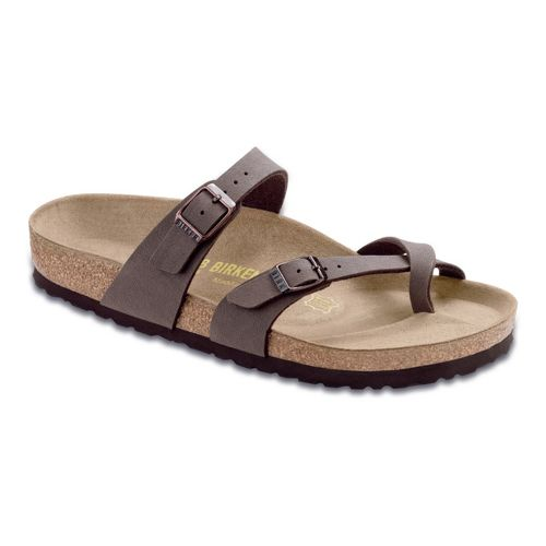 Womens Birkenstock Mayari Sandals Shoe - Mocha 42