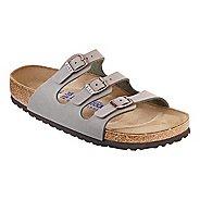Womens Birkenstock FLORIDA SOFT FOOTBED Sandals Shoe