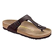 Womens Birkenstock Gizeh Leather Sandals Shoe
