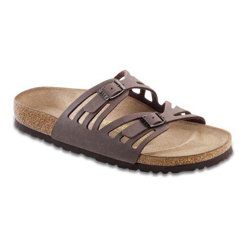 Womens Birkenstock Granada Sandals Shoe - Mocha 35