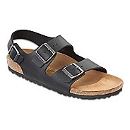 Birkenstock Milano Oiled Leather Sandals Shoe