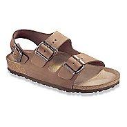 Birkenstock Milano Nubuck Sandals Shoe