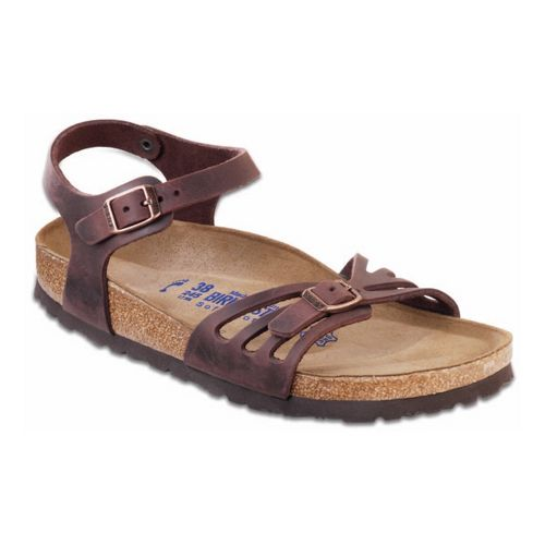 Womens Birkenstock Bali SFB Sandals Shoe - Habana 42