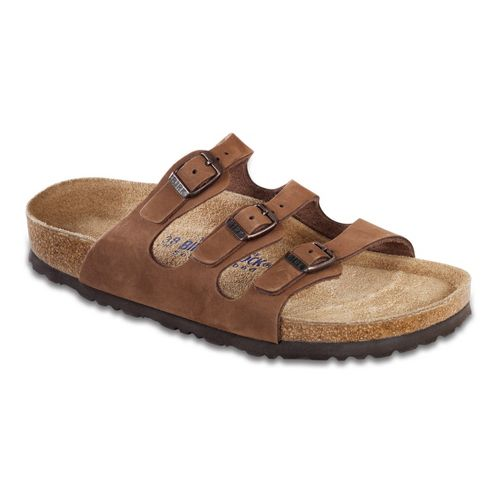 Womens Birkenstock Florida Sandals Shoe - Cocoa 38