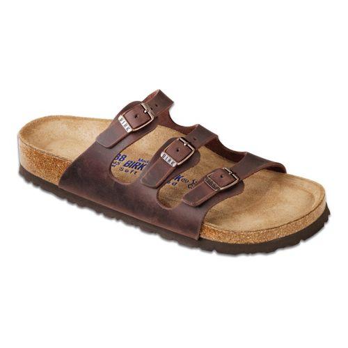Womens Birkenstock Florida Sandals Shoe - Habana 42