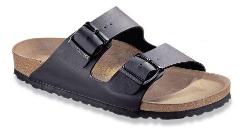 Birkenstock Arizona Birko-Flor Sandals Shoe - Black Birko-Flor 38