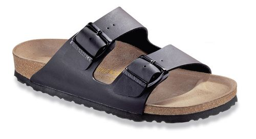 Birkenstock Arizona Birko-Flor Sandals Shoe - Black Birko-Flor 39