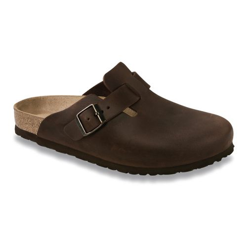 Birkenstock Boston Casual Shoe - Habana Oiled Leather 43