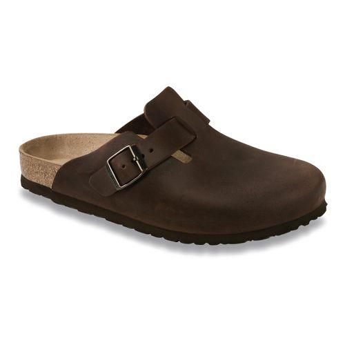 Birkenstock Boston Casual Shoe - Habana Oiled Leather 47