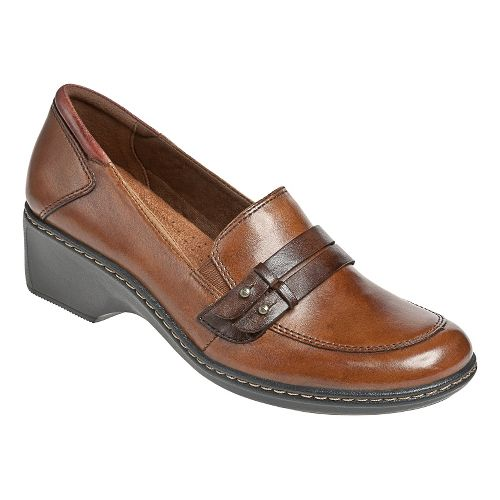Womens Cobb Hill Deidre Casual Shoe - Almond 8