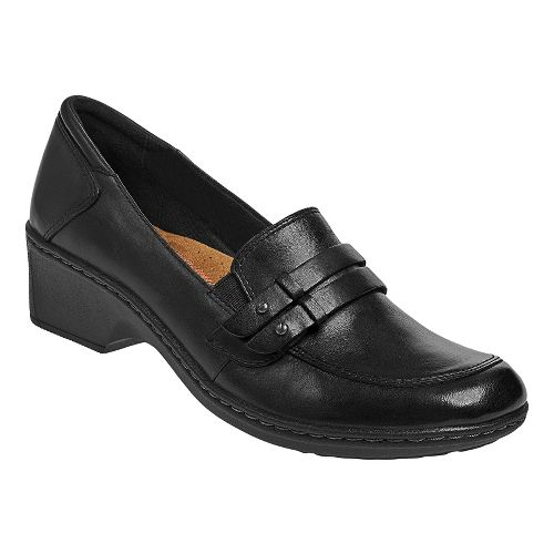 Womens Cobb Hill Deidre Casual Shoe - Black 8.5