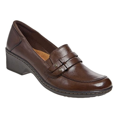 Womens Cobb Hill Deidre Casual Shoe - Brown 6