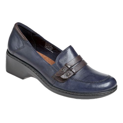 Womens Cobb Hill Deidre Casual Shoe - Navy 10