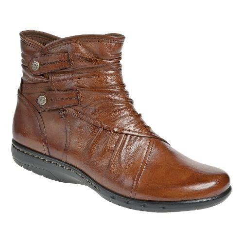 Womens Cobb Hill Pandora Casual Shoe - Almond 7.5