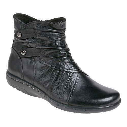 Womens Cobb Hill Pandora Casual Shoe - Black 8
