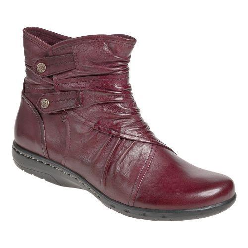 Womens Cobb Hill Pandora Casual Shoe - Red 7
