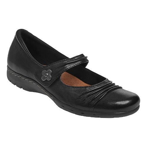Womens Cobb Hill Penelope Casual Shoe - Black 9.5