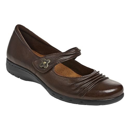 Womens Cobb Hill Penelope Casual Shoe - Brown 6
