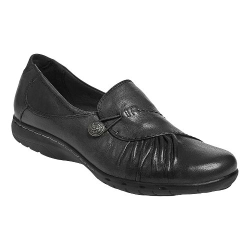 Womens Cobb Hill Paulette Casual Shoe - Black 6.5