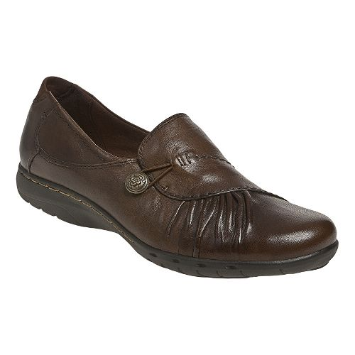 Womens Cobb Hill Paulette Casual Shoe - Brown 7.5