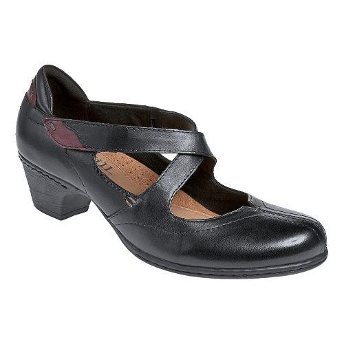 Womens Cobb Hill Avery Casual Shoe - Black 9