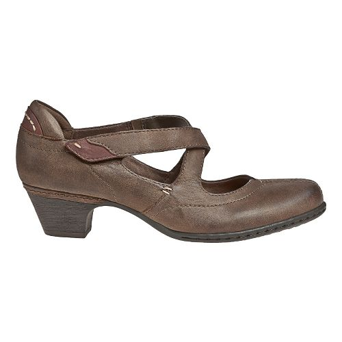 Womens Cobb Hill Avery Casual Shoe - Stone 6