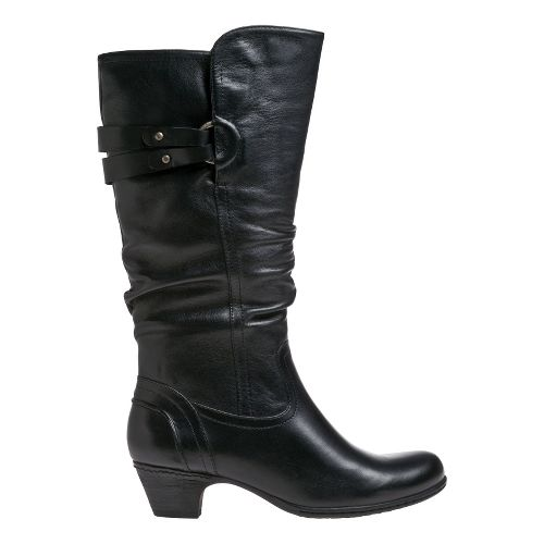 Womens Cobb Hill Allison Casual Shoe - Black 8