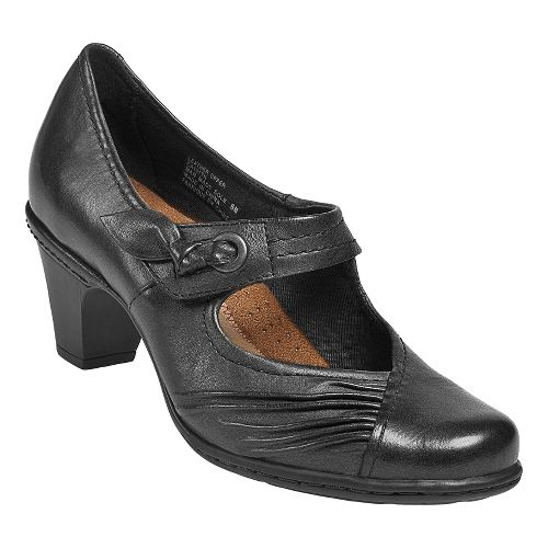 Womens Cobb Hill Sadie Casual Shoe - Black 8