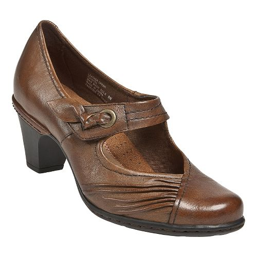 Womens Cobb Hill Sadie Casual Shoe - Tan 7