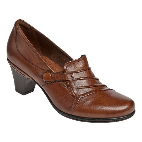 Womens Cobb Hill Sandy Casual Shoe - Almond 10
