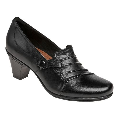 Womens Cobb Hill Sandy Casual Shoe - Black 7