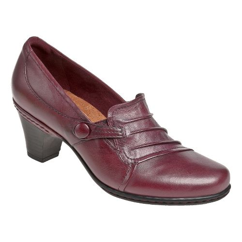 Womens Cobb Hill Sandy Casual Shoe - Red 8