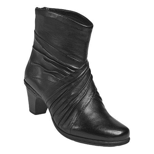 Womens Cobb Hill Shannon Casual Shoe - Black 6