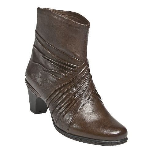 Womens Cobb Hill Shannon Casual Shoe - Brown 7